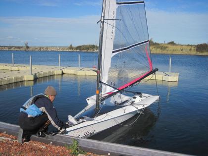 Zeilboot (open) RS100