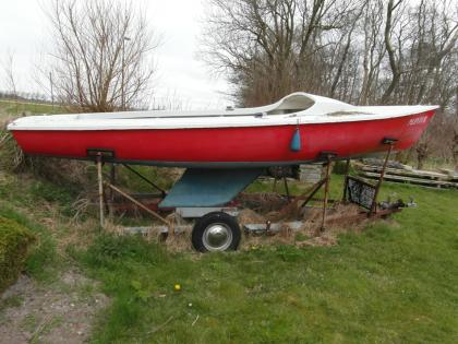 Zeilboot (open)