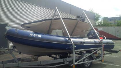 Motorboot (open) Joker 470 Coaster