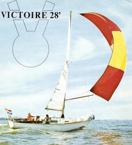 Zeiljacht Victoire 28