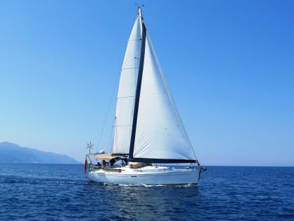 Sailing yacht Dufour 385 Grand Large