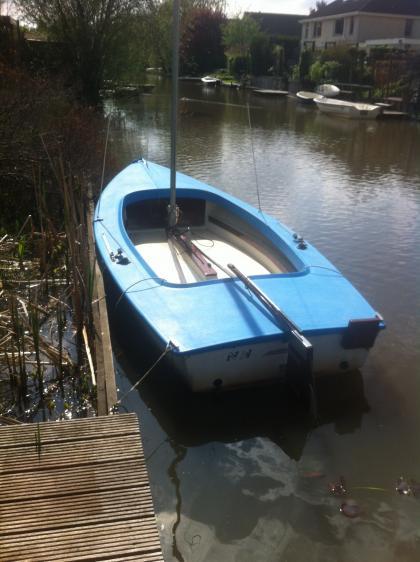 Zeilboot (open) Schakel Flying Arrow